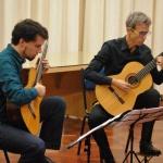 Daniel Murray e Eugenio Becherucci